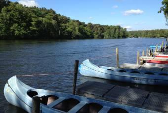 Klassenfahrtenfuchs - Klassenfahrt Prieros - Huschtesee mit Großkanu