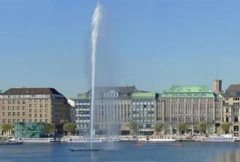 Klassenfahrtenfuchs - Klassenfahrt Hamburg - Alster