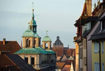 Klassenfahrtenfuchs - Klassenfahrt Nürnberg - Nürnberger Altstadt
