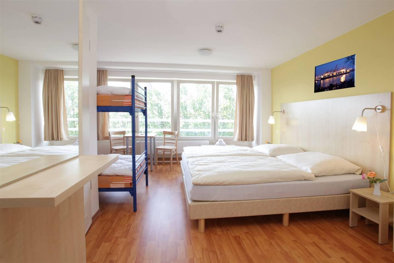 Klassenfahrt hamburg a o hostel hamburg city for Schicke hotels hamburg