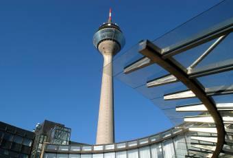 Klassenfahrtenfuchs - Klassenfahrt Düsseldorf - Fernsehturm