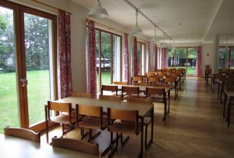 Klassenfahrtenfuchs Klassenfahrt Boddenküste - Speisesaal