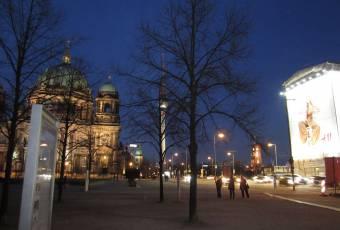 Klassenfahrtenfuchs - Klassenfahrten Berlin - Berlin bei Nacht
