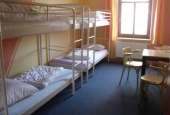 Klassenfahrtenfuchs - Klassenfahrt nach Eibenstock Zimmerbeispiel