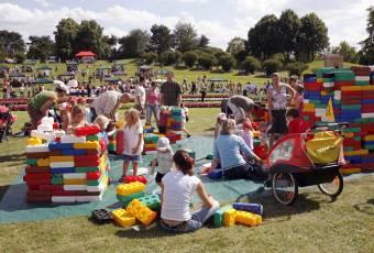 Klassenfahrtenfuchs - Klassenfahrt nach Bonn - Familienspielfest