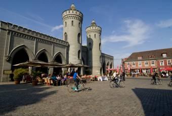 Klassenfahrtenfuchs - Klassenfahrt Potsdam - Nauener Tor Potsdam