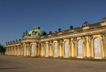 Klassenfahrtenfuchs - Klassenfahrt Potsdam - Schloss Sanssouci