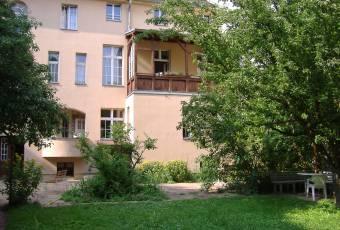 Klassenfahrtenfuchs Klassenfahrt Potsdam - Gartenansicht