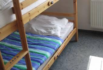 Klassenfahrtenfuchs Klassenfahrt Thüringer Abenteuerland - Zimmerbeispiel