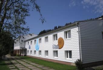 Klassenfahrtenfuchs Klassenfahrt Thüringer Abenteuerland - Unterkunft außen