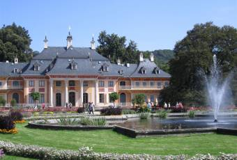 Klassenfahrtenfuchs - Klassenfahrt nach Dresden - Schloss Pillnitz
