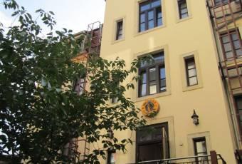 Klassenfahrtenfuchs Klassenfahrt Dresden - Hostel Außenansicht