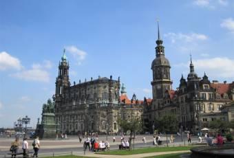 Klassenfahrtenfuchs - Klassenfahrt nach Dresden - Residenz