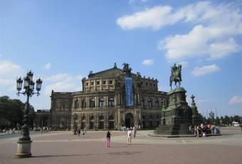Klassenfahrtenfuchs - Klassenfahrt nach Dresden - Semperoper