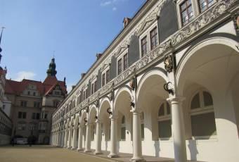 Klassenfahrtenfuchs - Klassenfahrt nach Dresden - Stallhof Schloss