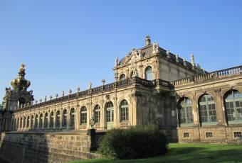 Klassenfahrtenfuchs - Klassenfahrt nach Dresden - Dresdner Zwinger