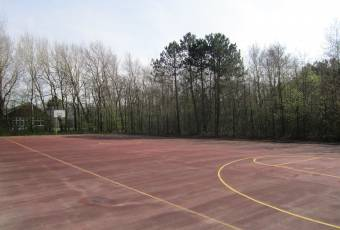 Klassenfahrt St. Peter-Ording - Klassenfahrtenfuchs - Basketballplatz