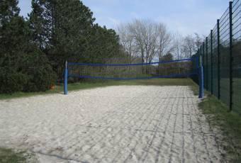 Klassenfahrt St. Peter-Ording - Klassenfahrtenfuchs - Beachvolleyballfeld