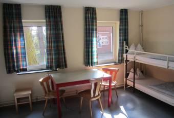 Klassenfahrt St. Peter-Ording - Klassenfahrtenfuchs - Zimmer