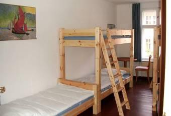 Klassenfahrtenfuchs Klassenfahrt Potsdam - Mehrbettzimmer