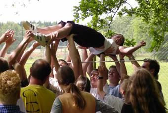 Erlebnispädagogische Klassenfahrt - Teamtraining - Klassenfahrtenfuchs