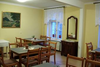 Klassenfahrtenfuchs Klassenfahrt Potsdam - Speise- und Gruppenraum