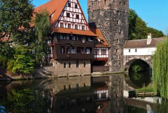 Klassenfahrtenfuchs - Klassenfahrt Nürnberg -  Weinstadel