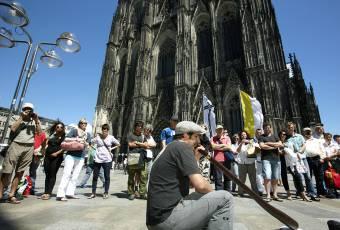 Klassenfahrtenfuchs - Klassenfahrt nach Köln - Kölner Dom