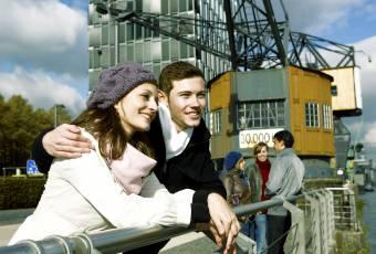 Klassenfahrtenfuchs - Klassenfahrt nach Köln - Entspannung am Rhein