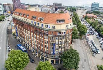 Klassenfahrtenfuchs Klassenfahrt Hamburg - a&o Hauptbahnhof