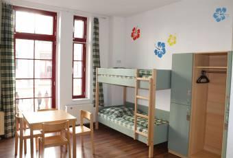 Klassenfahrtenfuchs - Klassenfahrt Leipzig - Hostel Sleepy Lion