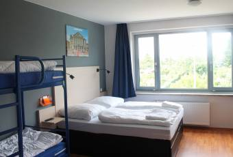 Klassenfahrtenfuchs-Klassenfahrt Weimar-a&o Hostel
