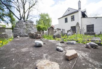 Klassenfahrtenfuchs - Klassenfahrt Krakau - Remuh Synagoge und Jüdischer Friedhof