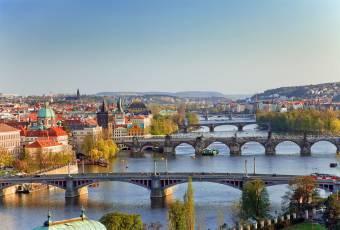 Klassenfahrtenfuchs - Klassenfahrt Prag - Moldaubrücken