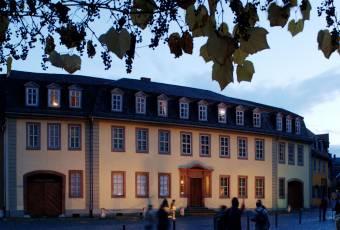 Klassenfahrtenfuchs - Klassenfahrt Weimar - Goethes Wohnhaus