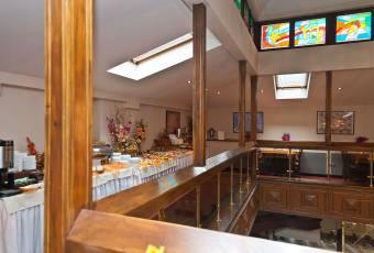 Klassenfahrtenfuchs - Klassenfahrt Krakau - Frühstücksraum