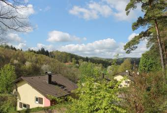 Klassenfahrtenfuchs - Klassenfahrt Burgensteig Waldhessen - Ferienhäuser