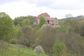 Klassenfahrtenfuchs - Klassenfahrt Burgensteig-Waldhessen - Tannenburg
