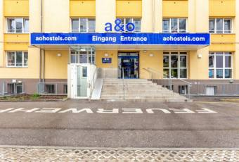 Klassenfahrt Wien-Klassenfahrtenfuchs-a&o Hbf