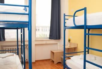 Klassenfahrtenfuchs - Klassenfahrt Aachen - Mehrbettzimmer