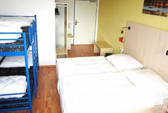 Klassenfahrtenfuchs - Klassenfahrt Prag - A&O Hostel Prag Strizkov