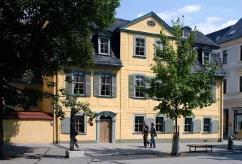 Klassenfahrtenfuchs - Klassenfahrt Weimar - Schillers Wohnhaus
