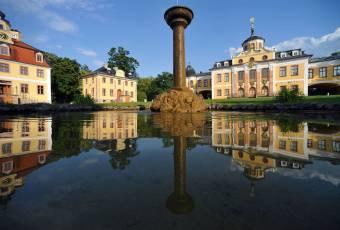 Klassenfahrtenfuchs - Klassenfahrt Weimar - Schloss Belvedere