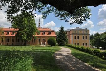 Klassenfahrtenfuchs - Klassenfahrt Weimar - Schloss Ettersburg