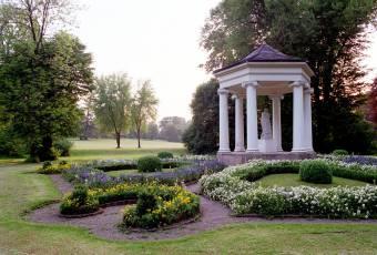 Klassenfahrtenfuchs - Klassenfahrt Weimar - Schlosspark Tiefurt