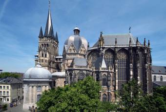 Klassenfahrtenfuchs - Klassenfahrt Aachen - Aachener Dom