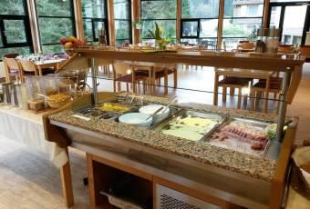 Klassenfahrtenfuchs - Klassenfahrt Altenau - Frühstücksbuffet