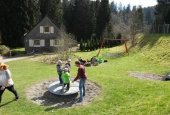 Klassenfahrtenfuchs - Klassenfahrt Altenau - Aussengelaende