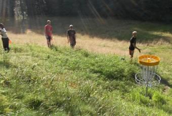 Klassenfahrtenfuchs - Klassenfahrt Altenau - Discgolf