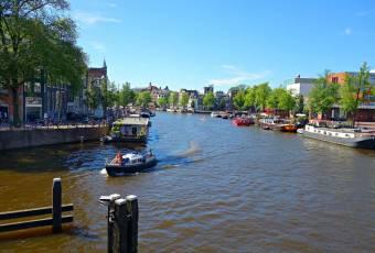 Klassenfahrt nach Amsterdam – Klassenfahrtenfuchs – Amsterdam Grachten